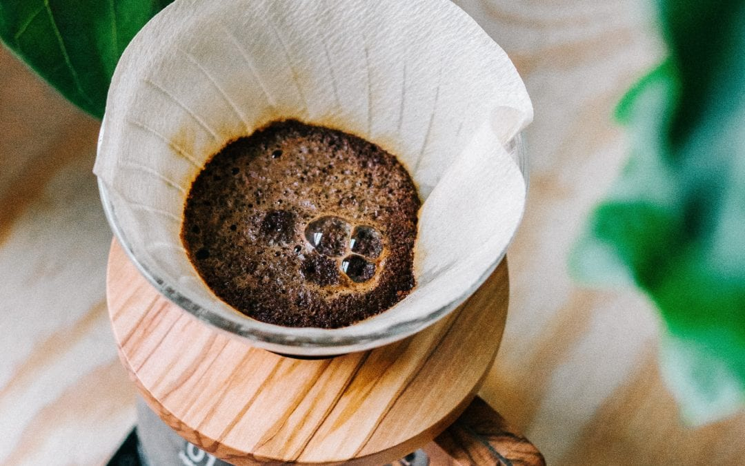 Filter coffee brew guide
