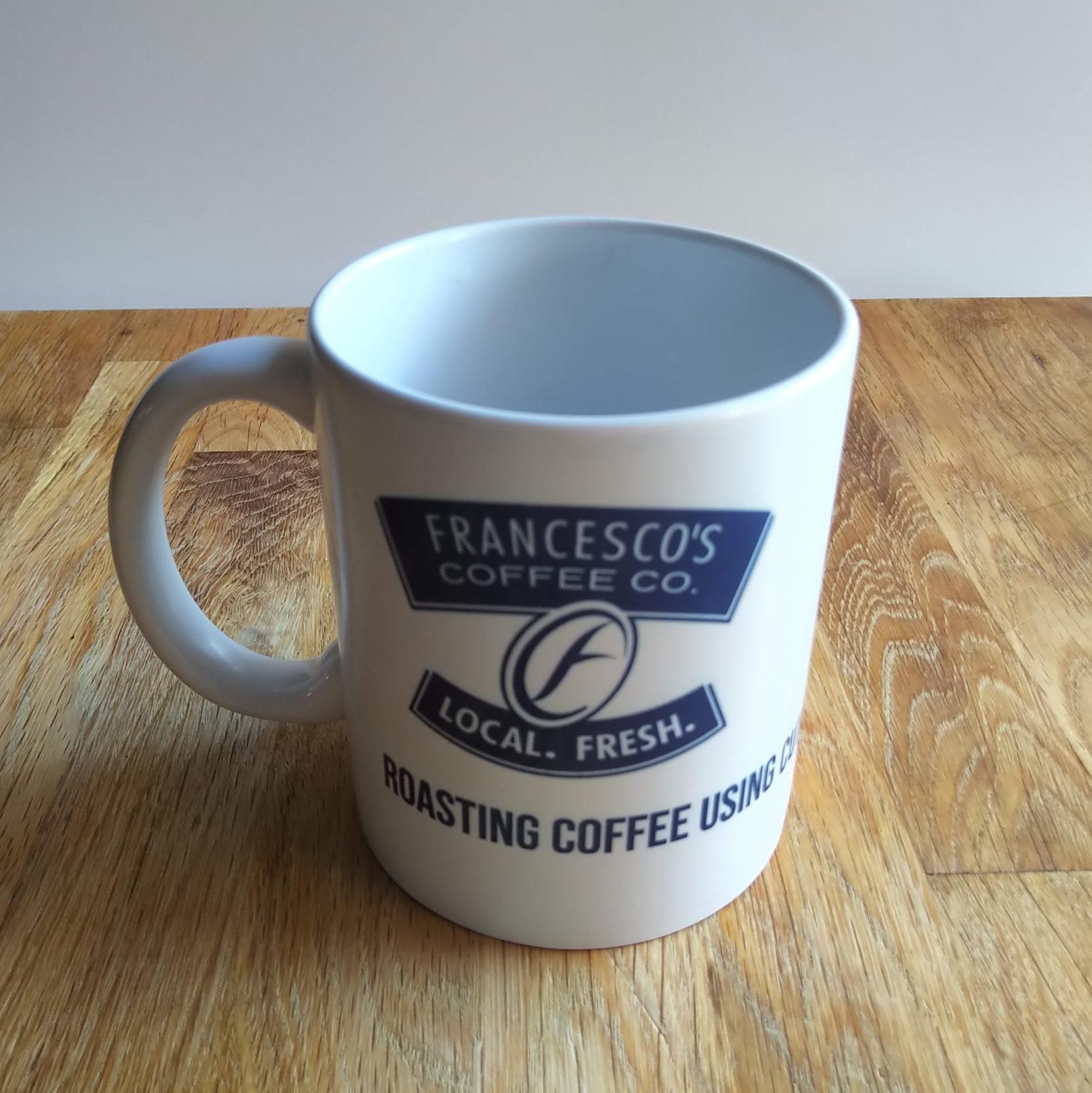 Deluxe Ceramic Mug